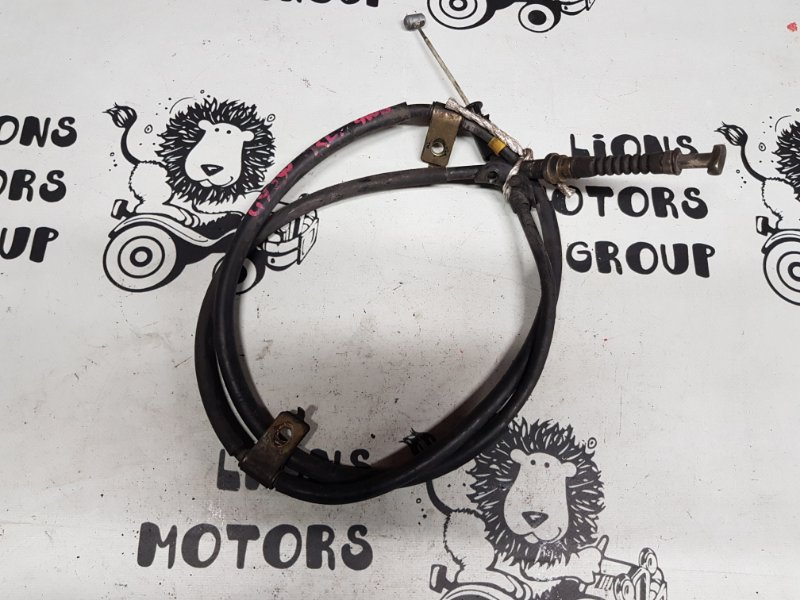 Тросик ручника Mazda Atenza GY3W задний левый (б/у)