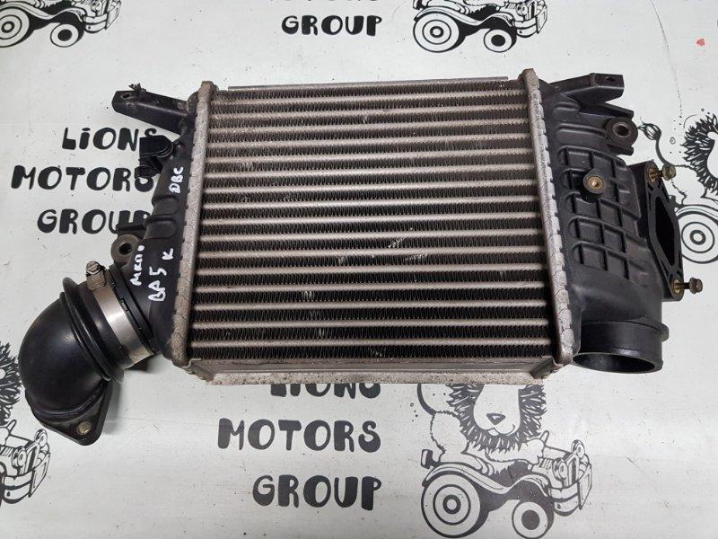 Радиатор интеркулера Subaru Legacy BP5 EJ20T (б/у)