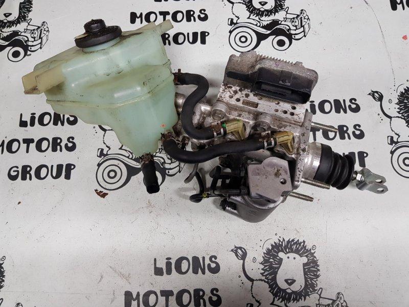 Главный тормозной цилиндр Toyota Aqua NHP10 1NZ-FXE (б/у)