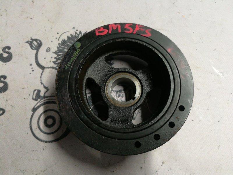 Шкив коленвала Mazda Axela BM5FS 2016 (б/у)