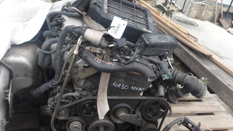 Двигатель Mitsubishi Pajero Mini H58A 4A30-484747 (б/у)