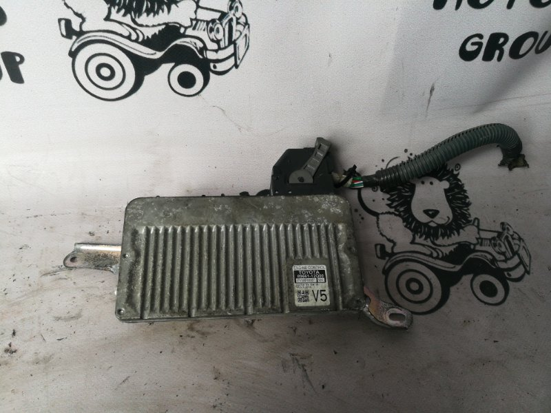 Блок управления efi Toyota Corolla Fielder NKE165 1NZ-FXE (б/у)