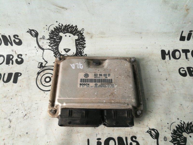 Блок управления двигателем Volkswagen Touareg 7LA (б/у)