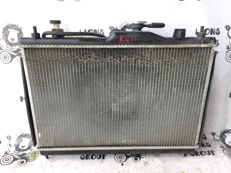Радиатор двс Nissan Bluebird Silphy KG11 (б/у)