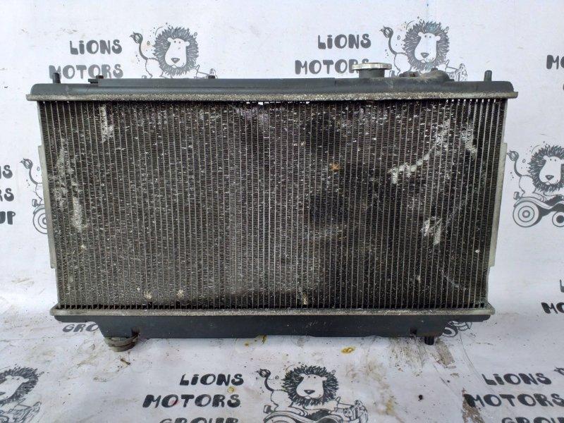 Радиатор двс Mazda Familia BJFP (б/у)