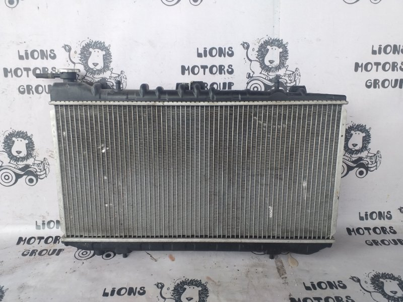 Радиатор двс Nissan Ad VFY10 (б/у)