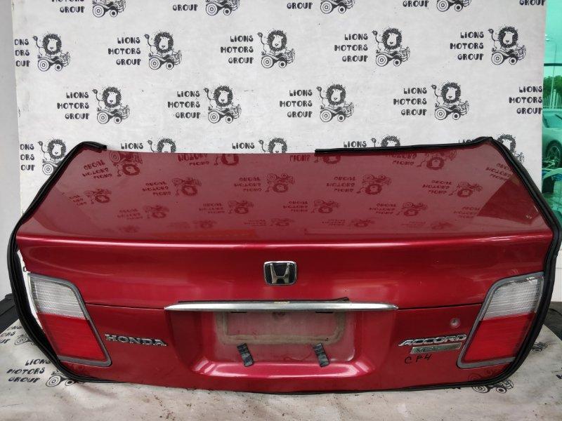 Крышка багажника Honda Accord CD4 (б/у)