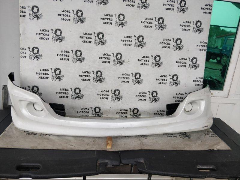 Фартук Toyota Ractis NCP100 передний (б/у)