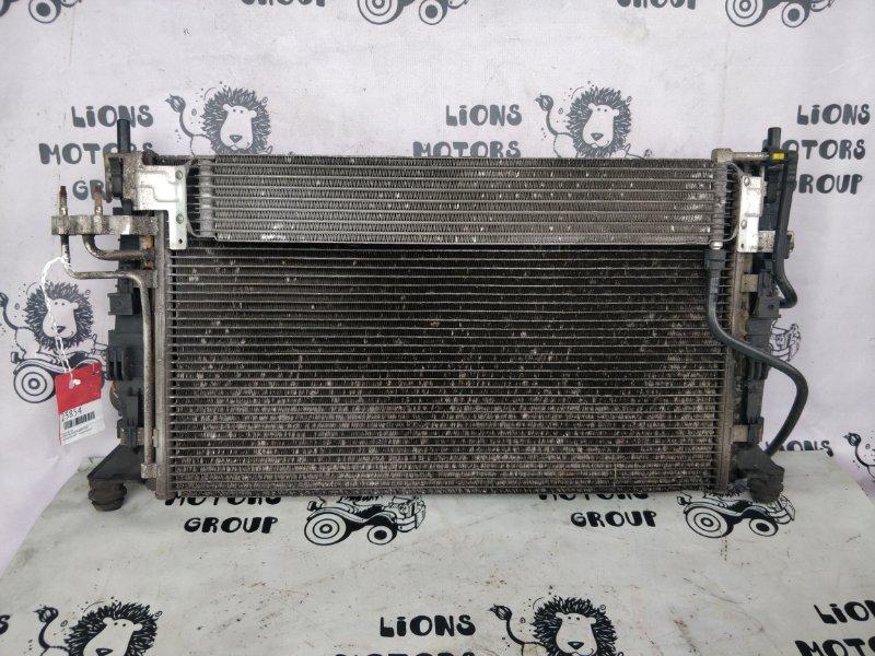 Радиатор двс Ford Focus DA3 QQDB 2007 (б/у)