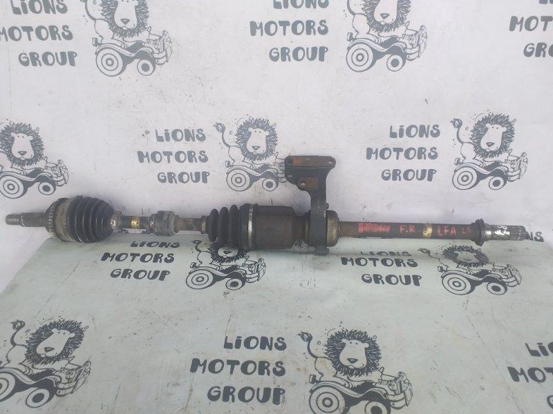 Привод Mazda Ford Escape LFAC L3 передний правый (б/у)
