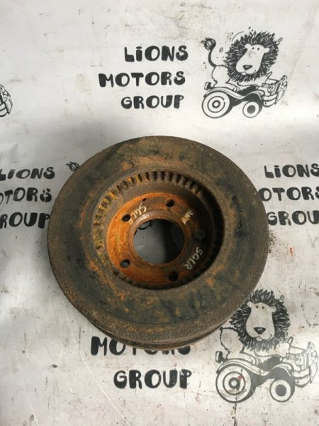 Тормозной диск Mazda Bongo Freendy SGLR передний (б/у)