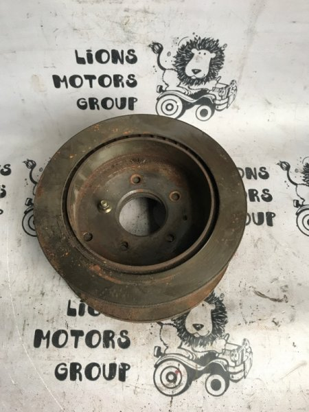 Тормозной диск Mazda Bongo Freendy SGLR задний (б/у)