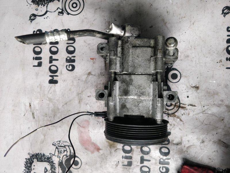 Компрессор кондиционера Ford Mondeo GE CJBB 2001 (б/у)