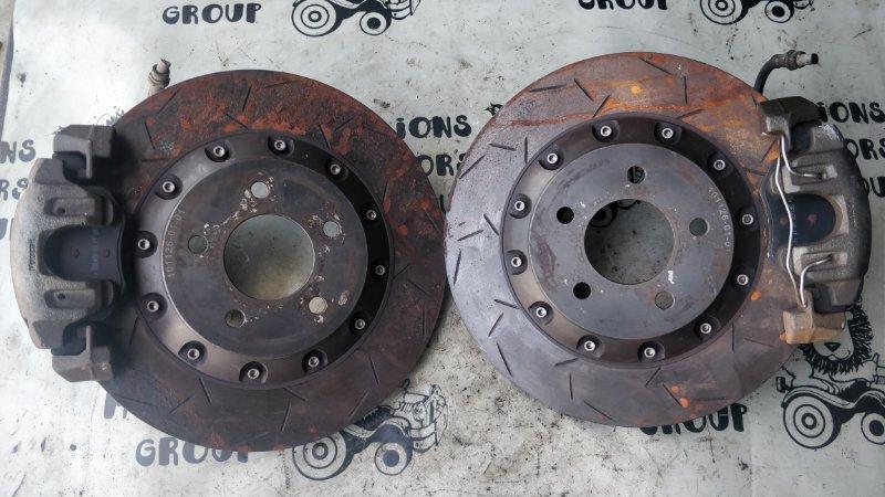 Тормозной диск Mazda Ford Escape EPFWF AJ 2004 передний (б/у)