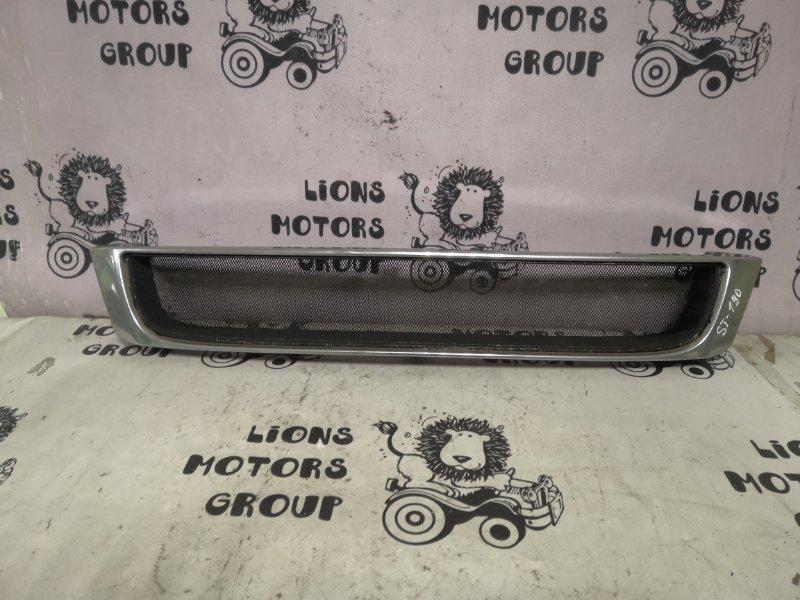 Решетка радиатора Toyota Corona ST190 3S-FE (б/у)