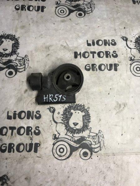 Подушка двигателя Chevrolet Cruze HR51S M13A задняя (б/у)