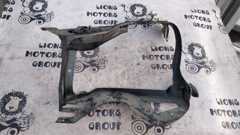 Рамка крепления фары Mercedes-Benz S-Class W220 M112 передняя левая (б/у)