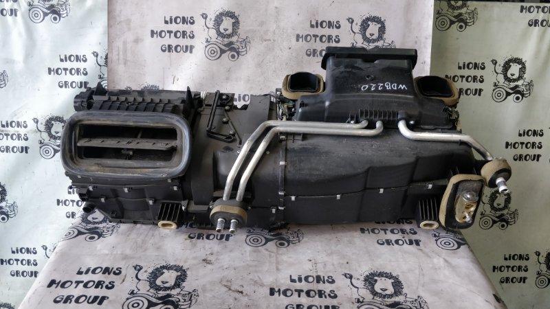 Печка салона Mercedes-Benz S-Class W220 M113 (б/у)