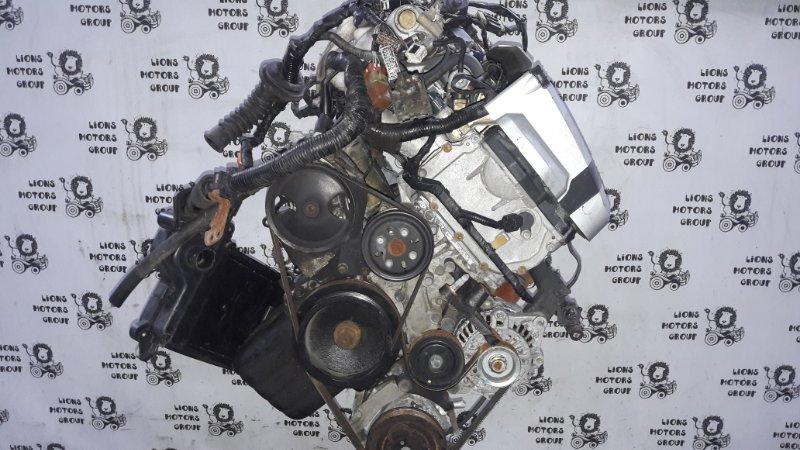Двигатель Nissan Almera N16 QG16-000975 2000 (б/у)