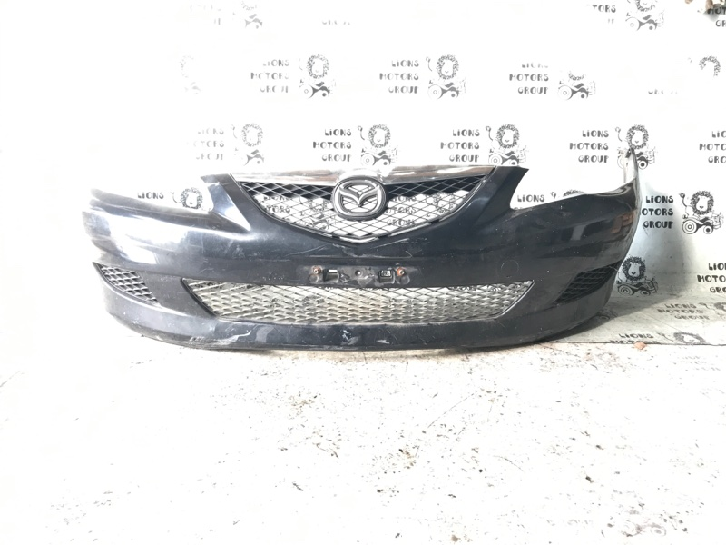 Бампер Mazda Atenza GG3P передний (б/у)