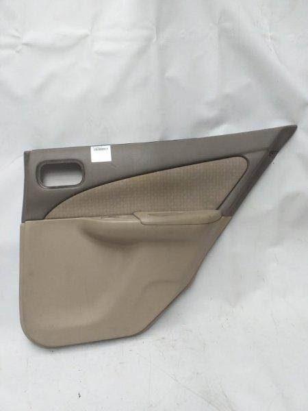 Обшивка дверей Nissan Sunny FB15 (б/у)
