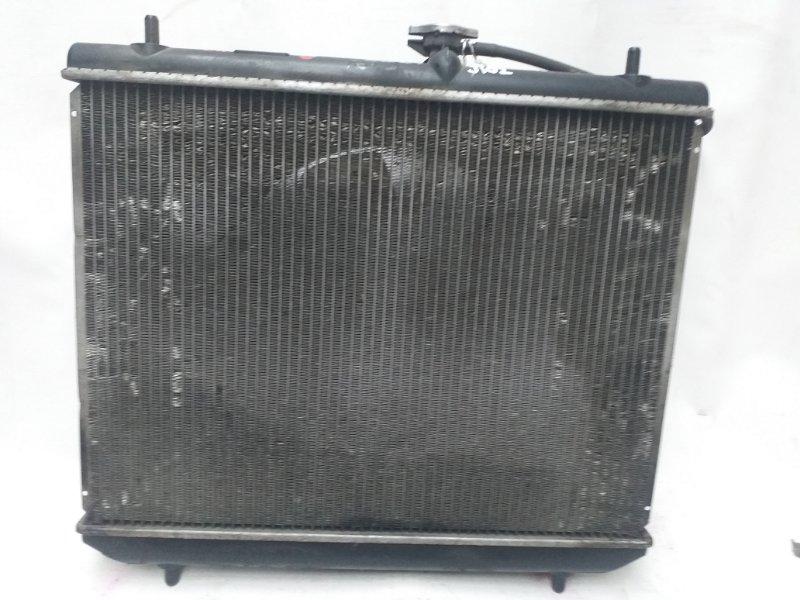 Радиатор двс Daihatsu Terios J102G K3 (б/у)