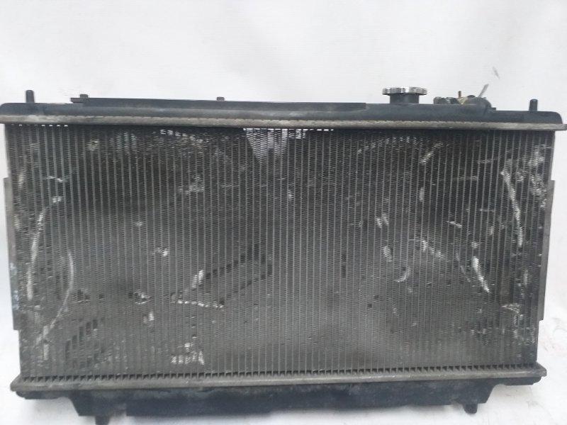 Радиатор двс Mazda Familia BJ5P ZL (б/у)