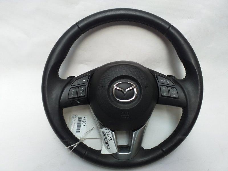 Руль Mazda Atenza GJEFP 2014 (б/у)