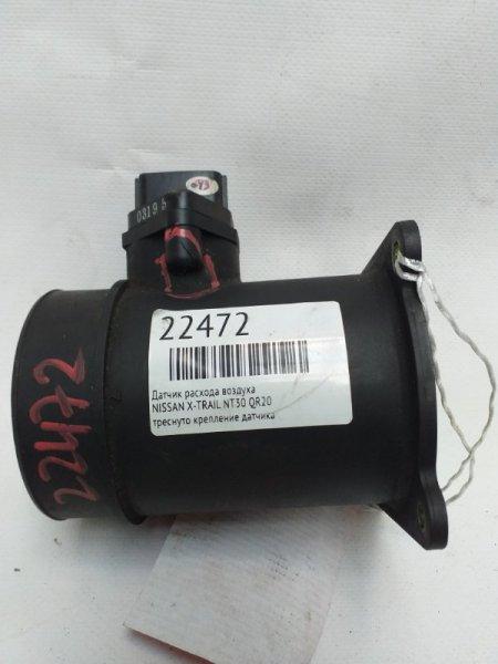 Датчик расхода воздуха Nissan X-Trail NT30 QR20 (б/у)