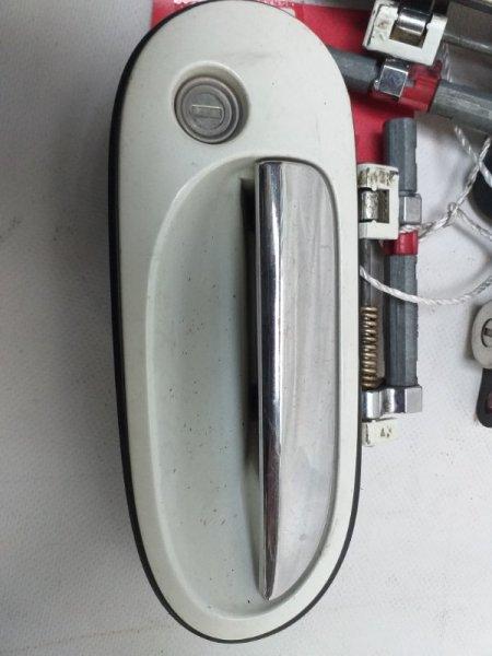 Ручка двери Nissan Bluebird Silphy TG10 (б/у)