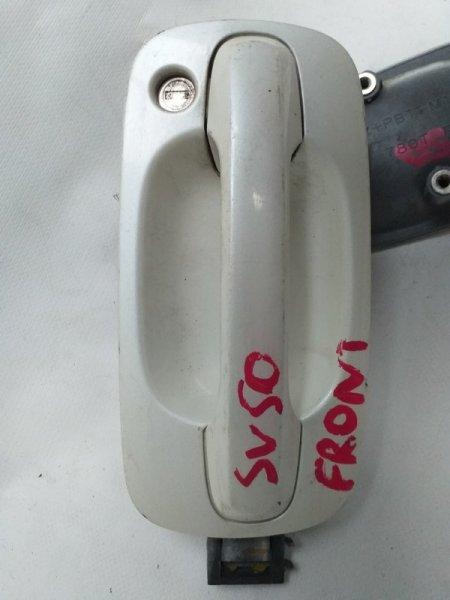Ручка двери Toyota Vista SV50 передняя (б/у)