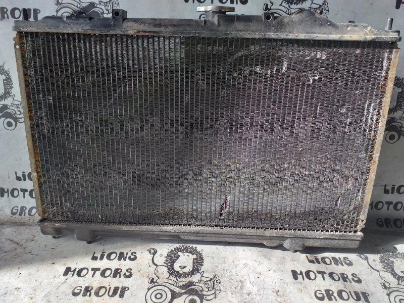 Радиатор двс Mitsubishi Lancer CK2A 4G15 (б/у)