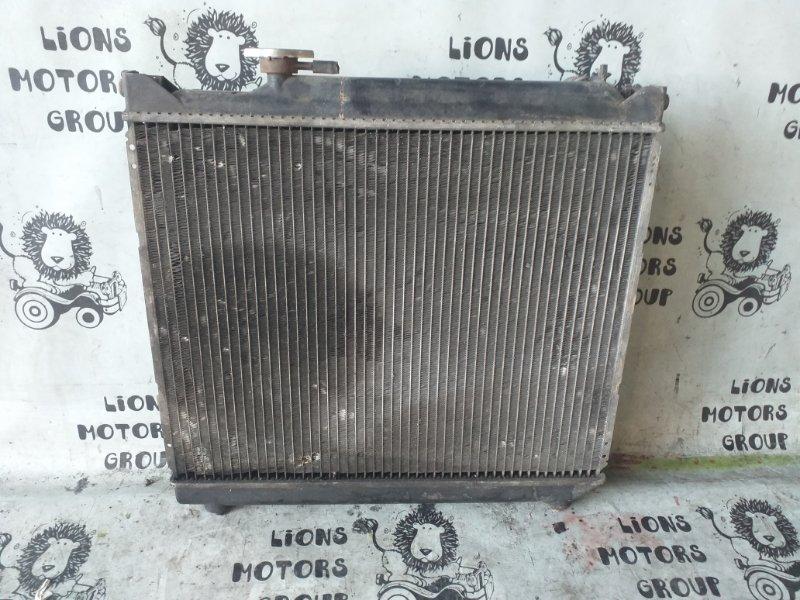 Радиатор двс Suzuki Escudo TD62W (б/у)