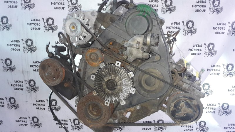 Двигатель Kia R2-187786 (б/у)