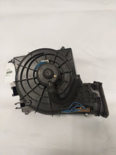 Мотор печки Nissan Tino V10 QG18DE (б/у)