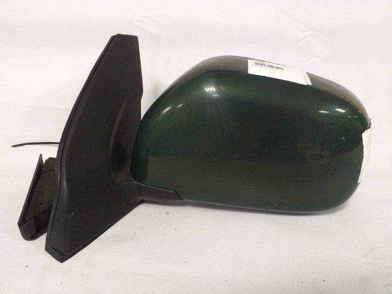 Зеркало зеленое SUZUKI GRAND VITARA куз. TD52W L