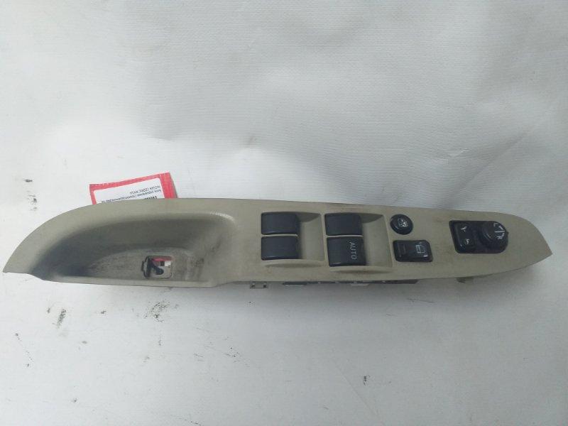 Блок управления стеклоподъемниками Nissan Cedric MY34 передний правый (б/у)