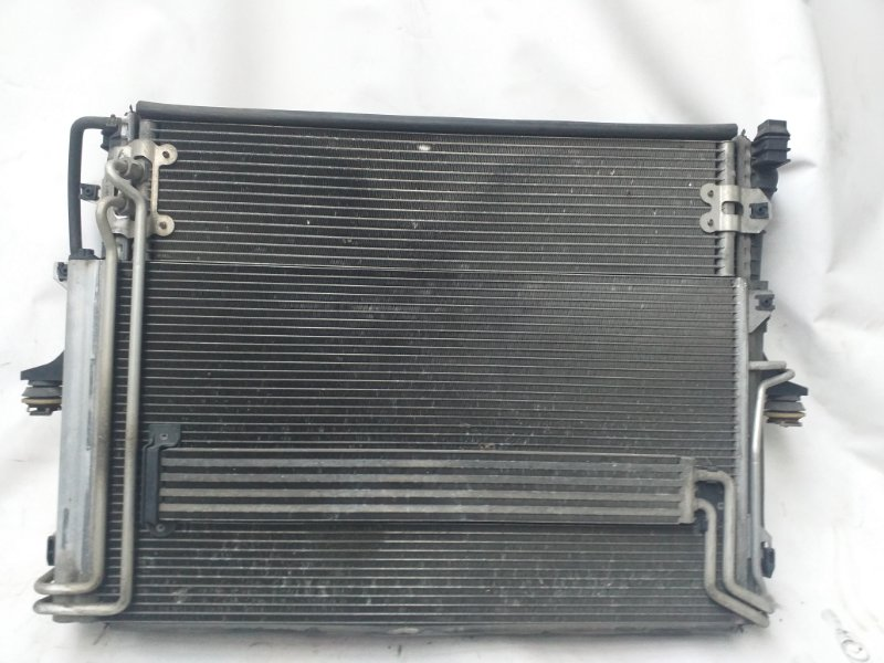 Радиатор двс Volkswagen Touareg 7LA BKJ 2004 (б/у)