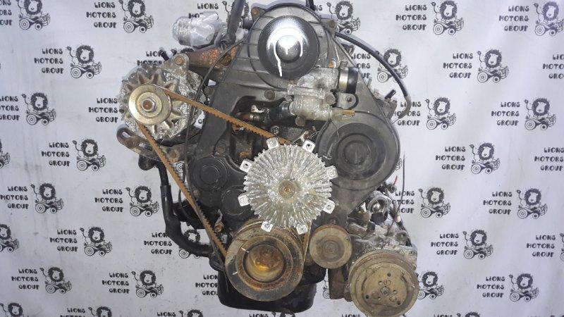 Двигатель Mazda Bongo SK22 R2-M2660619L 1997 (б/у)