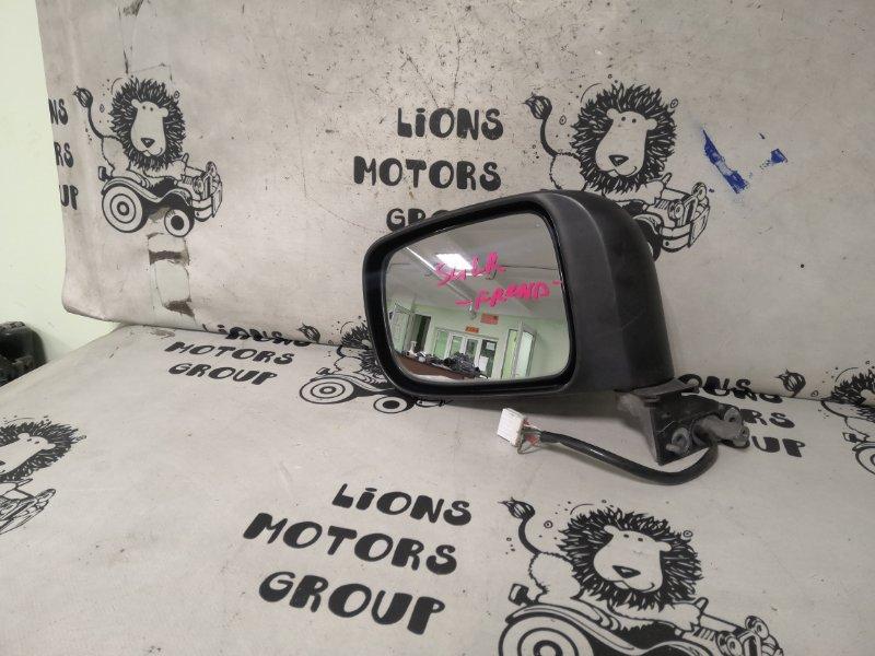 Зеркало Mazda Bongo Freendy SGLR переднее левое (б/у)
