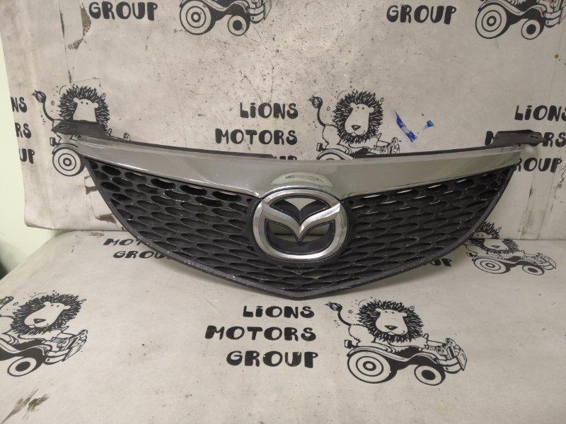 Решетка радиатора Mazda Axela BK5P (б/у)
