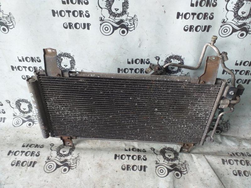 Радиатор кондиционера Mazda 6 GG3P (б/у)