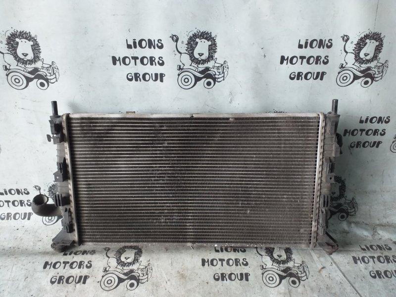 Радиатор двс Mazda 3 BK5P (б/у)