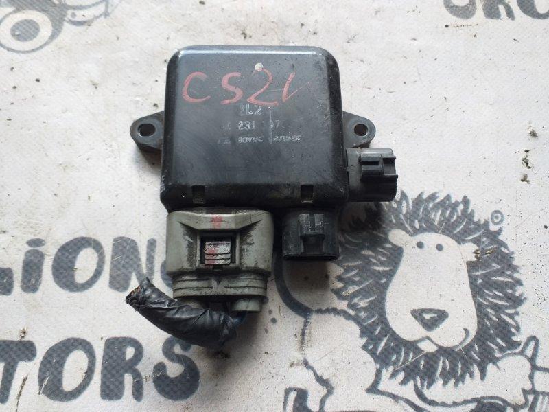 Блок управления вентилятором радиатора Mitsubishi Lancer CS2V (б/у)