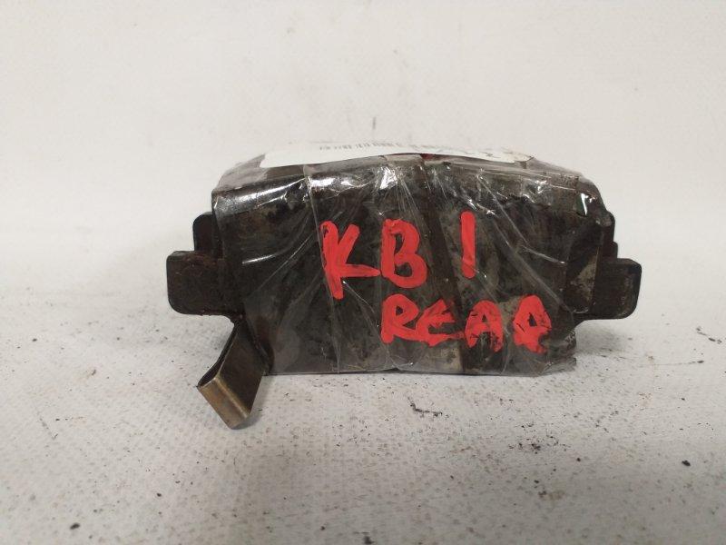 Тормозные колодки HONDA LEGEND куз. KB1 R двг. К24А