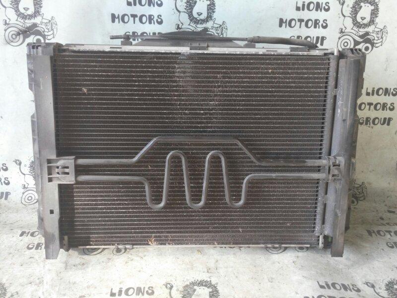 Радиатор двс Bmw 3-Series E90 N46 2005 (б/у)