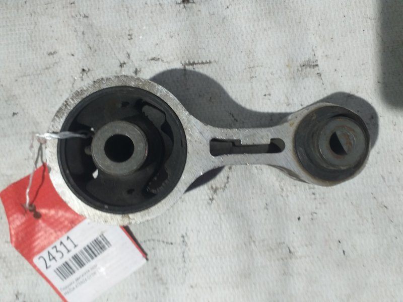 Подушка двигателя Mazda Atenza GY3W L3 задняя (б/у)