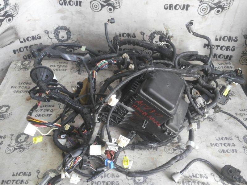 Электропроводка моторного отсека Toyota Harrier ACU30 2AZ-FE 2007 (б/у)