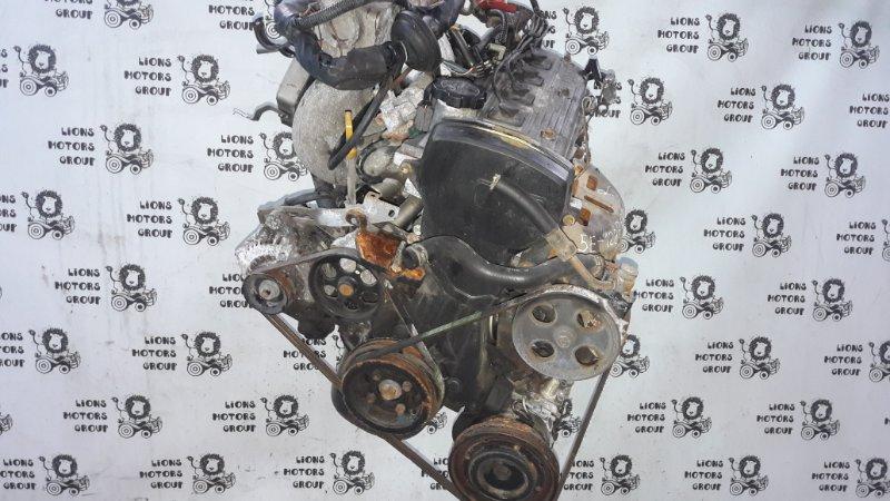 Двигатель Toyota Tercel EL53 5E-1227527 1997 (б/у)