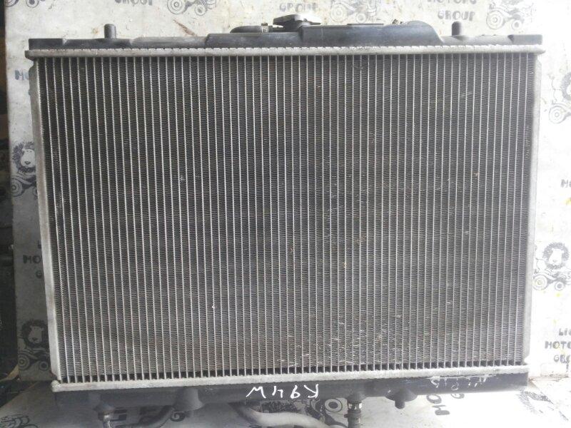 Радиатор двс Mitsubishi Montero K94W (б/у)